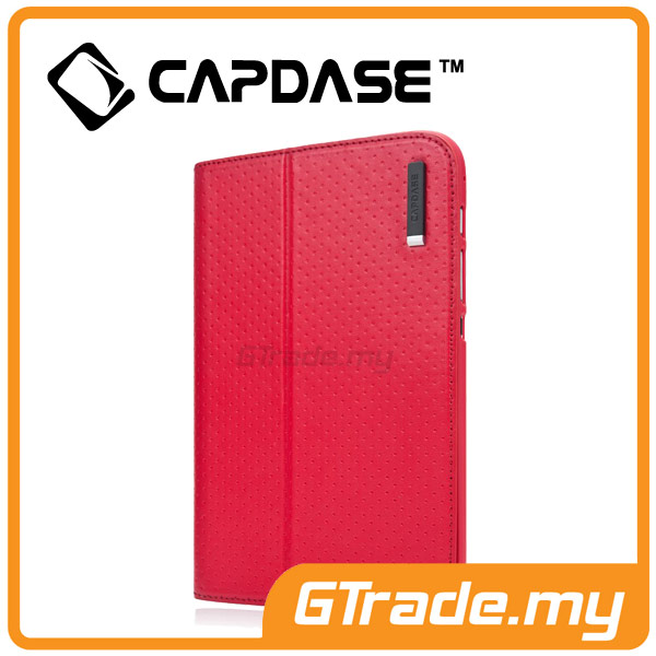 CAPDASE Folder Case Folio Dot | Samsung Galaxy Note 8.0 - Red