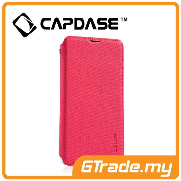 CAPDASE Folder Case Sider Baco | Nokia Lumia 625 - Red