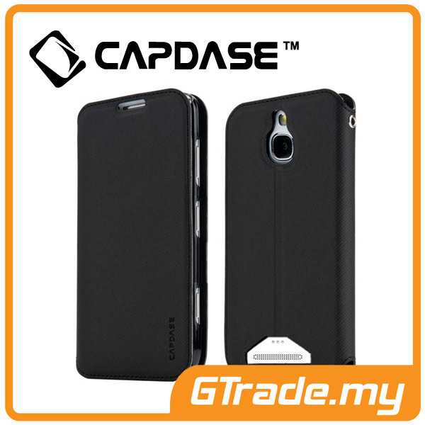 CAPDASE Folder Case Sider Baco | Nokia Lumia 925 - Black