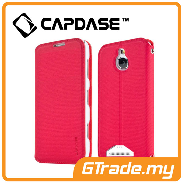 CAPDASE Folder Case Sider Baco | Nokia Lumia 925 - Red