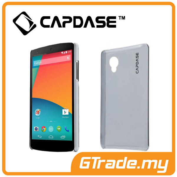 CAPDASE Karap. Jacket Case Finne DS | LG Nexus 5 T.Black