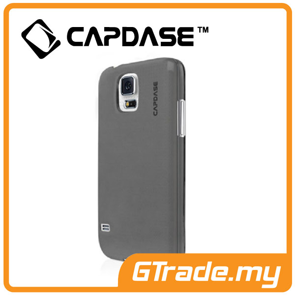 CAPDASE Karapace Jacket Case Finne DS | Samsung Galaxy S5 - Black
