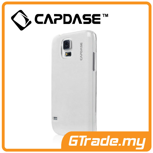 CAPDASE Karapace Jacket Case Finne DS | Samsung Galaxy S5 - Clear