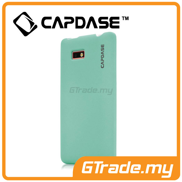CAPDASE Karapace Jacket Case Touch | HTC Desire 600 - Green