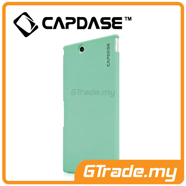 CAPDASE Karapace Jacket Case Touch | Sony Xperia Z Ultra - Green