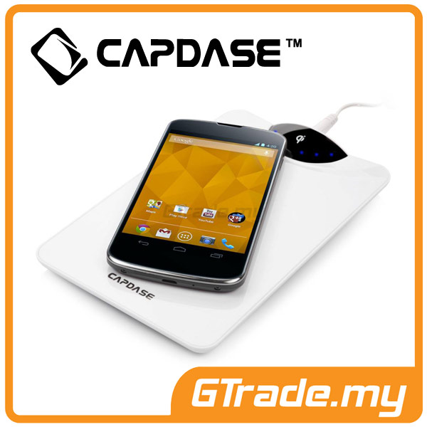 CAPDASE Q-Touch Wireless Charger | Samsung Galaxy Note 2 S3 S4