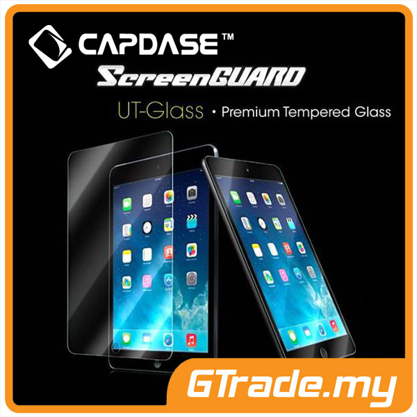 CAPDASE Screen Guard Protector UT Glass | Apple iPad Air