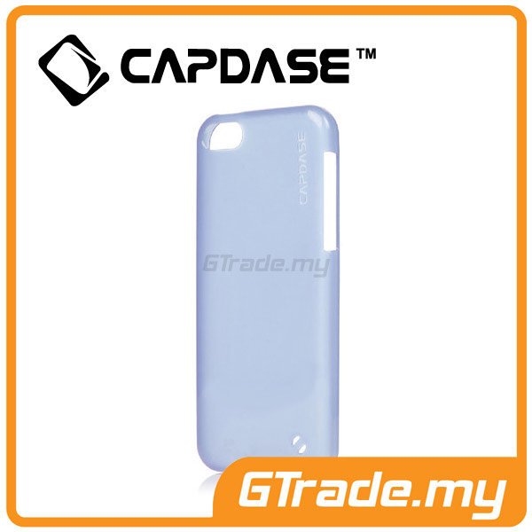 CAPDASE Soft.J. Case Lamina Apple iPhone 5C T.Blue