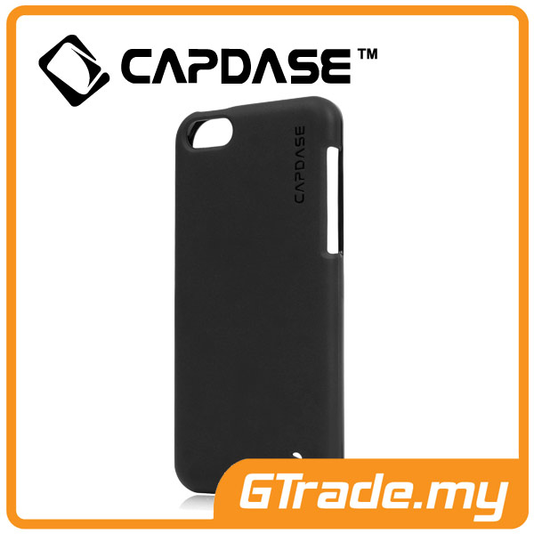CAPDASE Soft Jacket Case Xpose | Apple iPhone 5C S.Black
