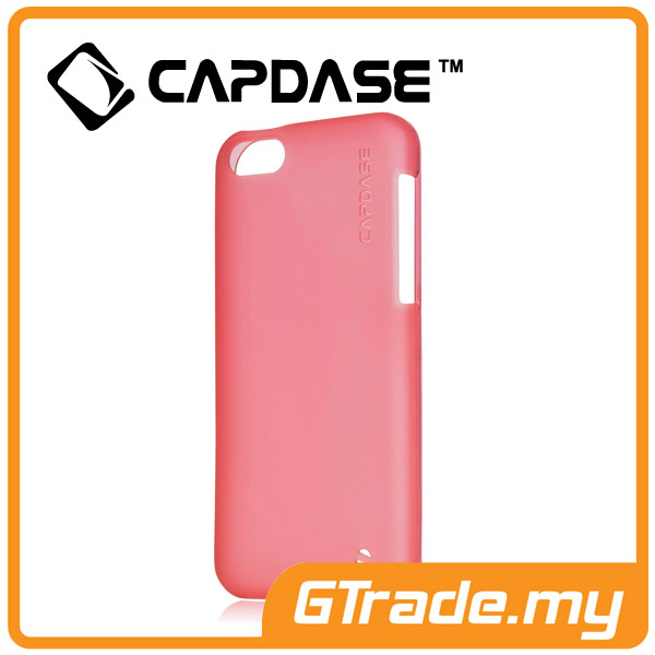 CAPDASE Soft Jacket Case Xpose | Apple iPhone 5C T.Red