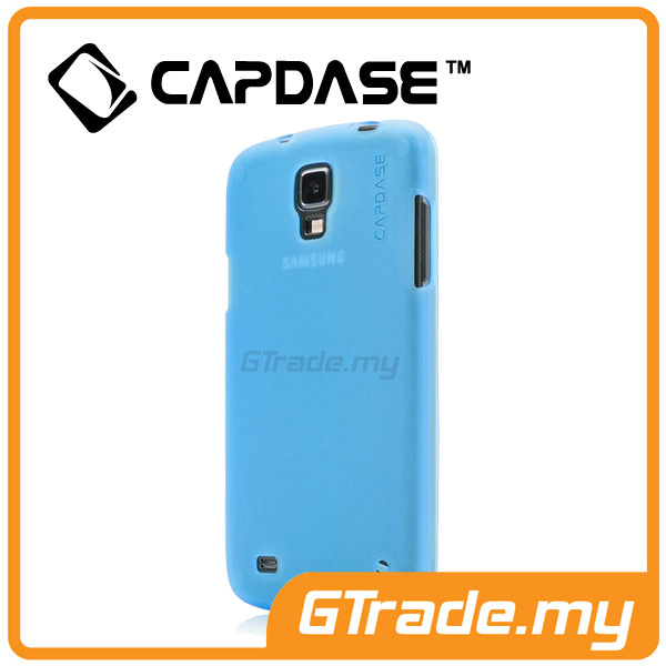 CAPDASE Soft Jacket Case Xpose |Samsung Galaxy S4 Active -Tinted Blue