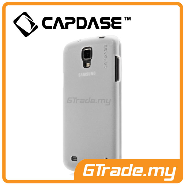 CAPDASE Soft Jacket Case Xpose |Samsung Galaxy S4 Active -Tinted White