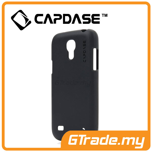 CAPDASE Soft Jacket Case Xpose | Samsung Galaxy S4 Mini - Solid Black