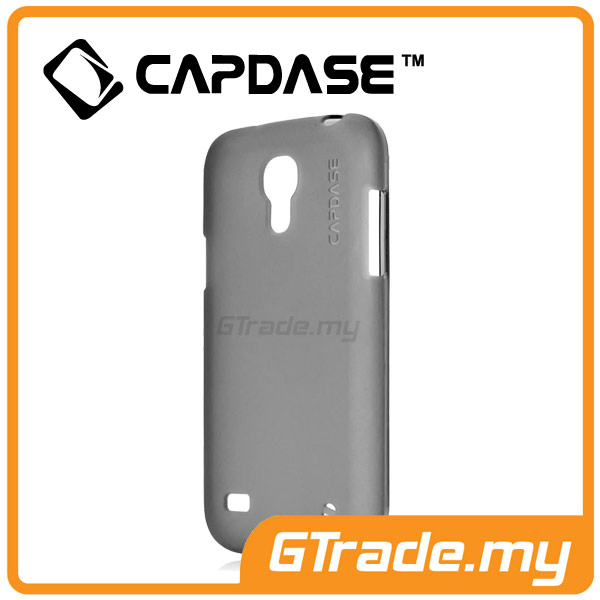 CAPDASE Soft Jacket Case Xpose | Samsung Galaxy S4 Mini - Tinted Black