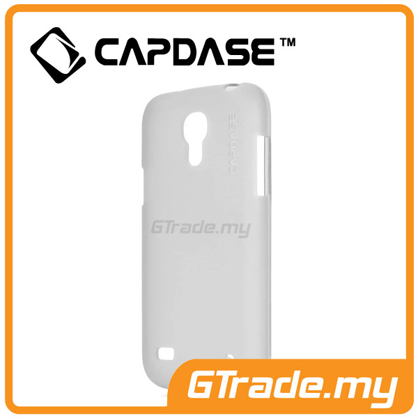 CAPDASE Soft Jacket Case Xpose   Samsung Galaxy S4 Mini - Tinted White