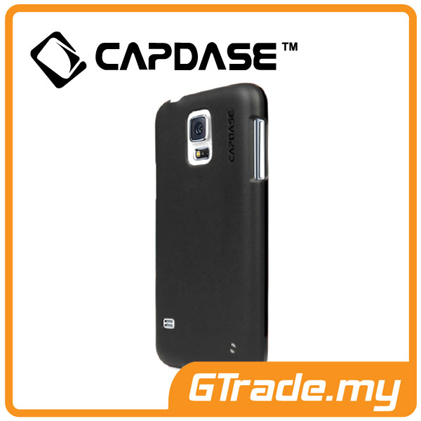 CAPDASE Soft Jacket Case Xpose Samsung Galaxy S5 S.Black