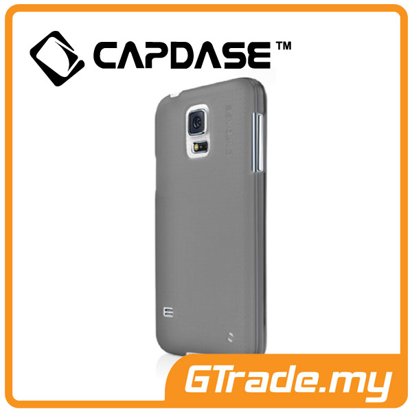 CAPDASE Soft Jacket Case Xpose Samsung Galaxy S5 T.Black