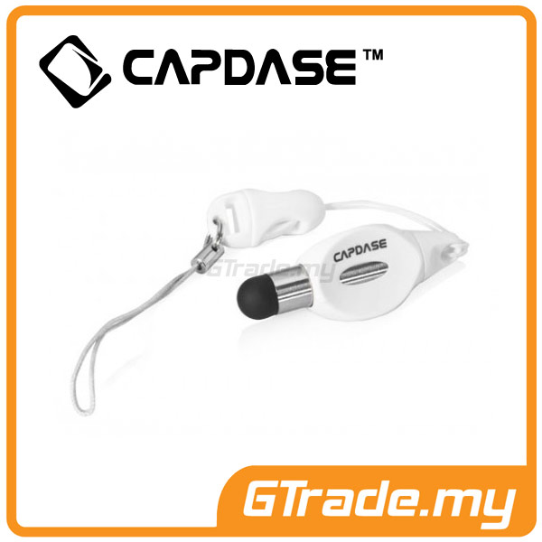 CAPDASE Touch Stylus Finga| Apple iPhone 5S 5C 5 4S 4 - White