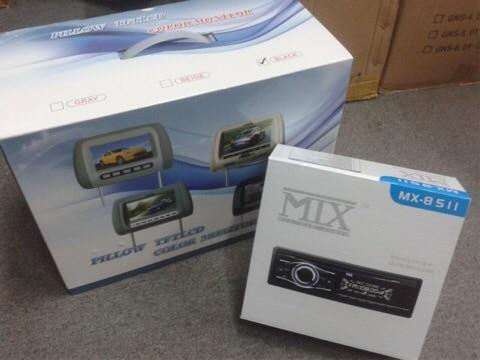 Car audio package H ( RM488 )