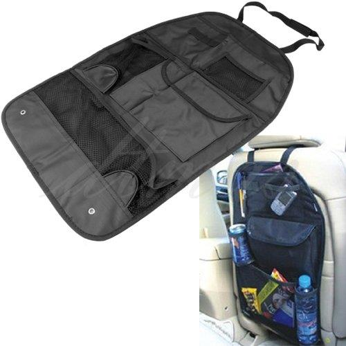 Car Auto Back Seat Hanging Organizer Holder Storage Bag Multi Pockets