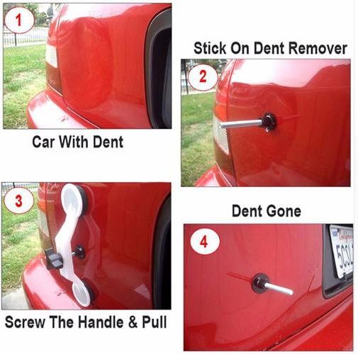 Car Body Repair Remover Tool Pops A Dent Ding Kit for Vehicle Automobi