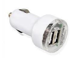Car Charger Double USB