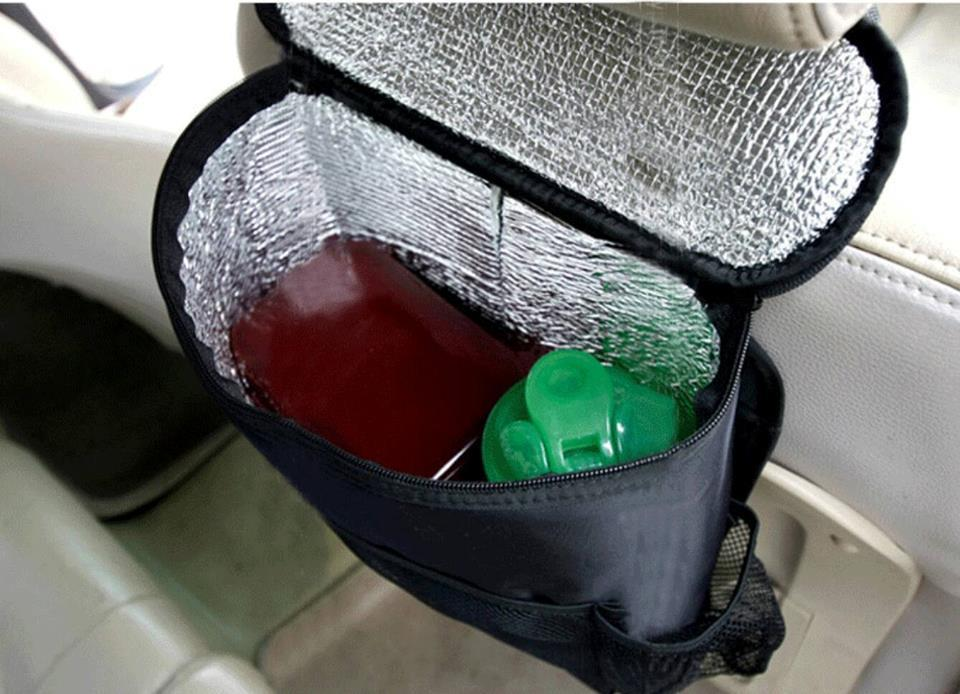Car Cooling Bag with Multi Storage Bag