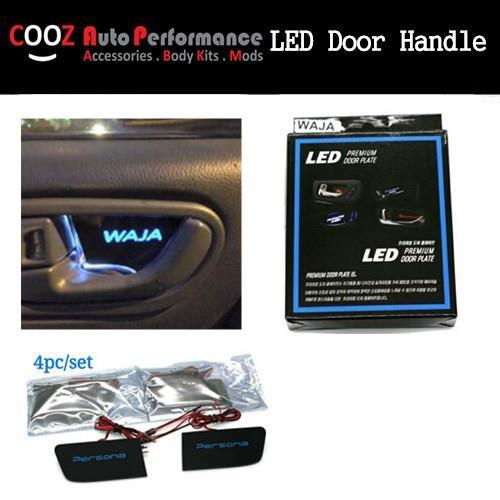CAR INNER/INSIDE DOOR HANDLE BOWL COVER LED BOARD PROTON WAJA