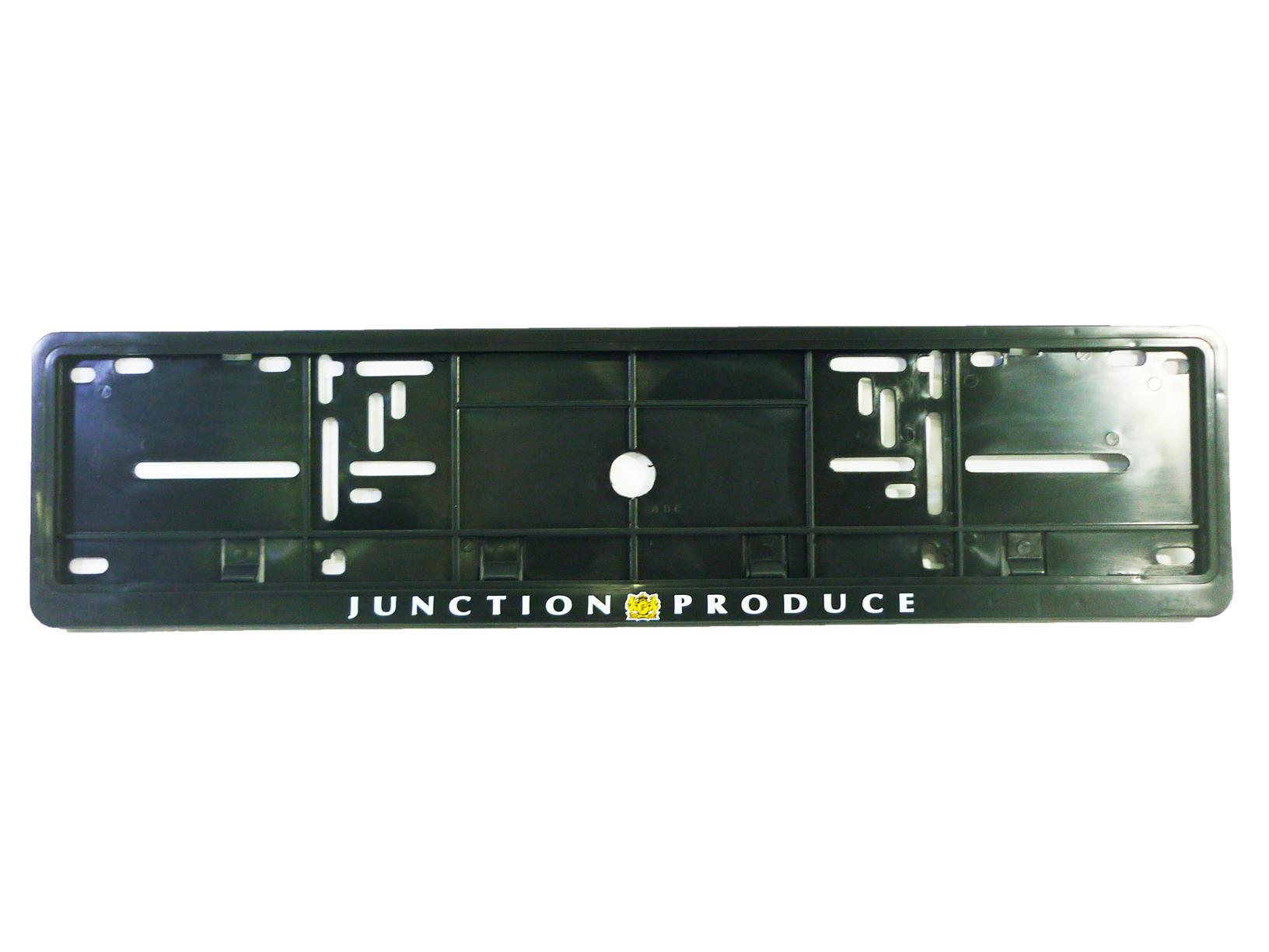 CAR NUMBER PLATE COVER FRAME 519mm X 118mm VARIOUS DESIGN