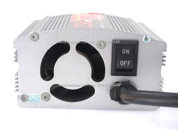 Car Power Inverter (150W) - DY-8102