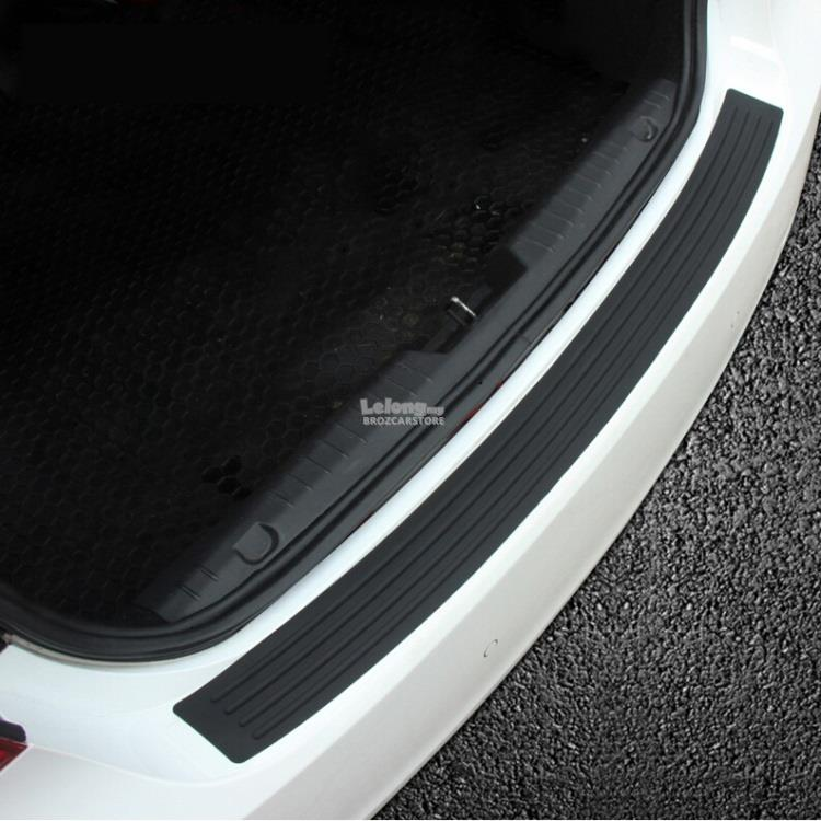 Car Rear Bumper Step Scratch Protector For Perodua Alza 2009-2014