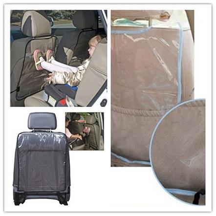 Car Seat Cover Anti Play Mat (clear)