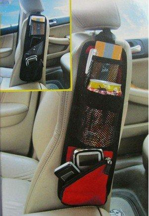 Car side seat hanging organizer stor end 6 1 2017 1200 am for Car interior storage solutions