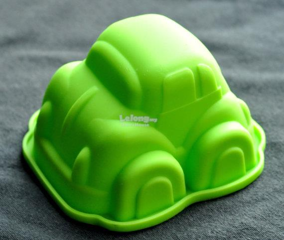 Car Silicone Silicone Cake/Puding/Jelly mould
