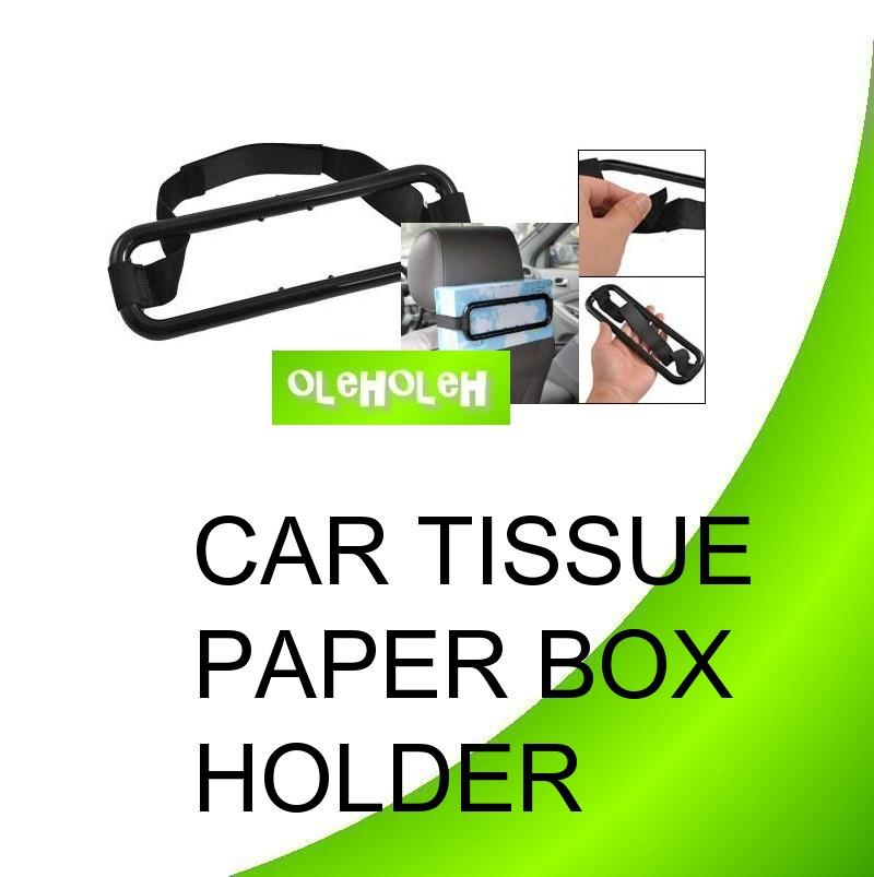 Car Tissue Paper Box Holder