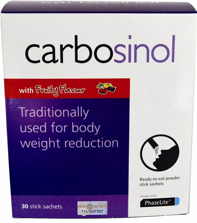CARBOSINOL 30SACHETS FOR BODY WEIGHT REDUCTION