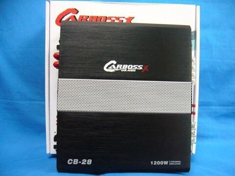 Carboss 2 channel car amplifier new arrival  🎉✨&#127881..