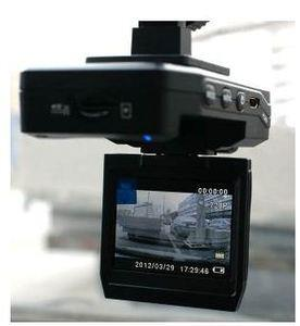 CARCAM HD Car DVR with 2.5' TFT LCD Screen 6 IR LED night vision