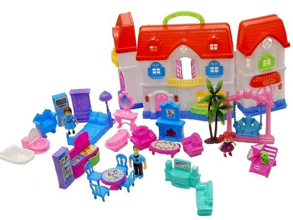 Carry a Home With Suprisingly Roomies (For Ages 3 Years +)