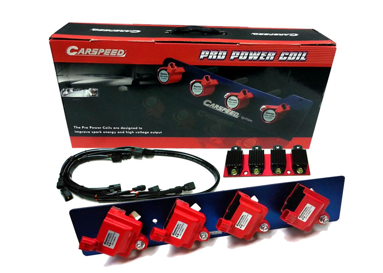 CARSPEED HIGH VOLTAGE IGNITION COIL FOR MIT EVO