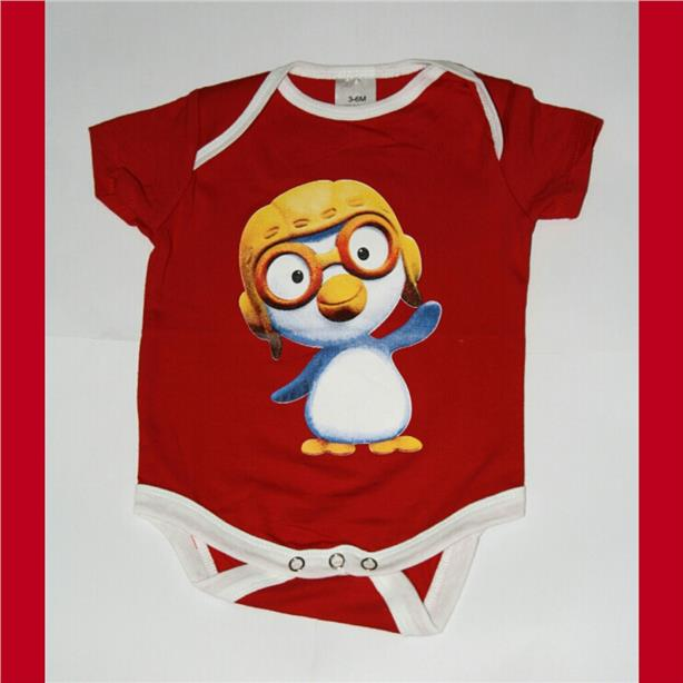 Cartoon Baby Rompers - Pororo