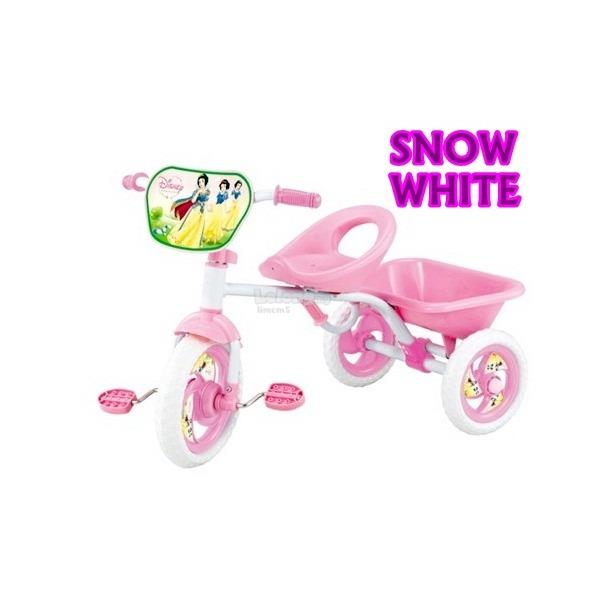 CARTOON TRICYCLE WITH BASKET
