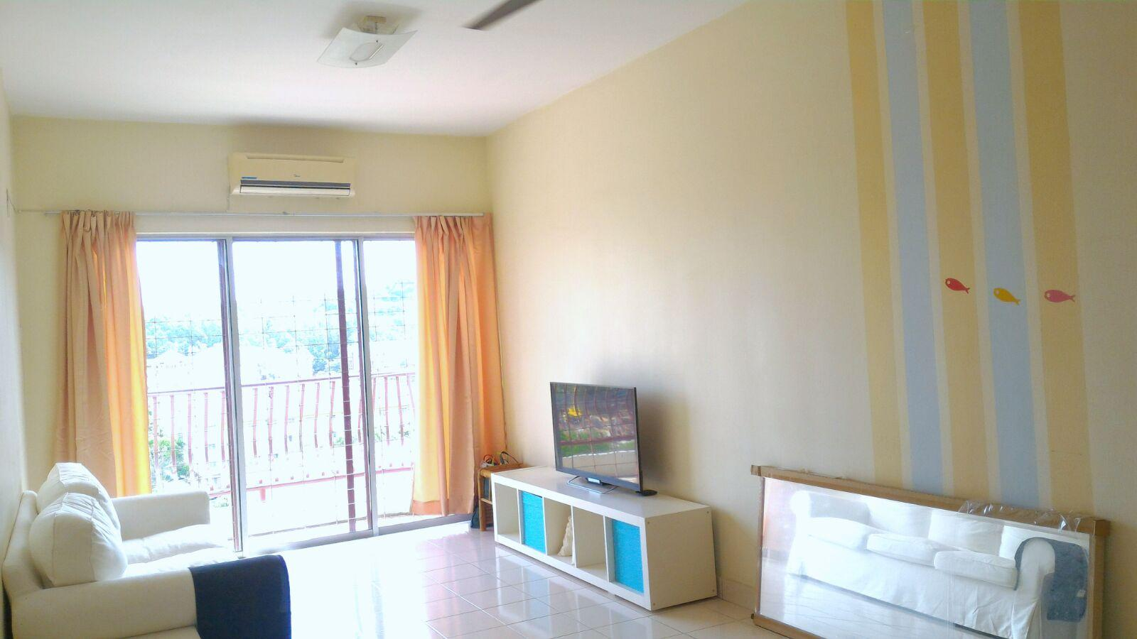 Casa Puteri Condo for sale, Middle Floor, Good Condition, Bdr Puteri