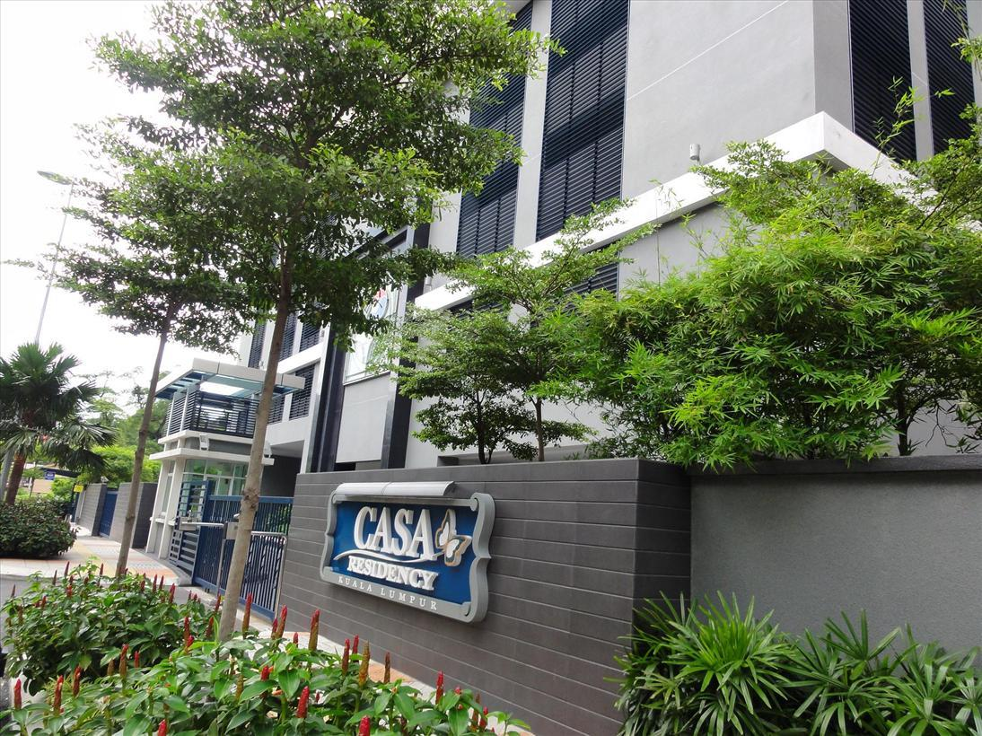 Casa Residency for rent, Fully Furnished, Bukit Bintang, Pudu, KL City