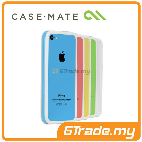 CASE-MATE Hula Bumper Case | Apple iPhone 5C - White