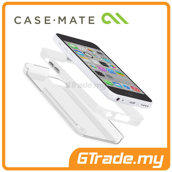 CASE-MATE Naked Tough Case | Apple iPhone 5C - Clear