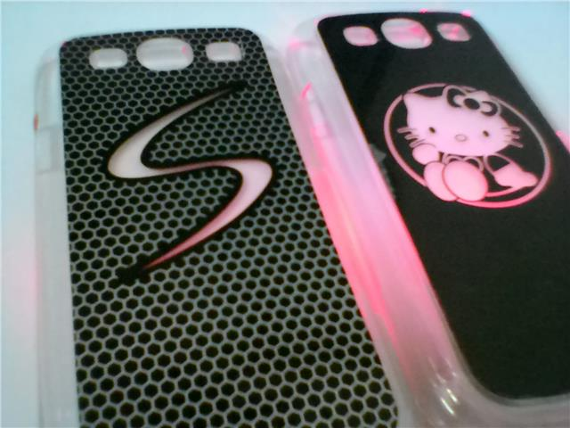 Casing Samsung S3 with LED light