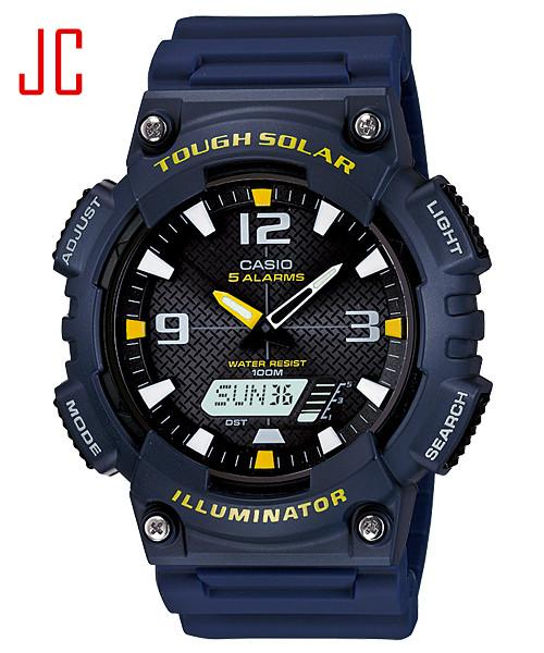 CASIO ANADIGIT TOUGH SOLAR AQ-S810W-2AV