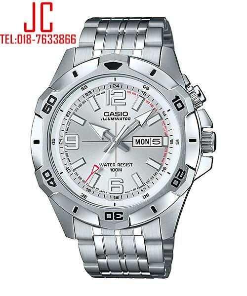 CASIO ANALOG MAN DIVER'S LOOK LIGHT MTD-1082D-7AV
