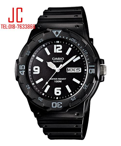 CASIO ANALOG WATCH MRW-200H-1B2V